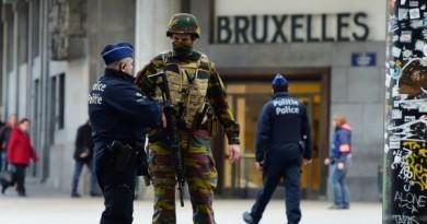 Bruxelles il giorno dopo