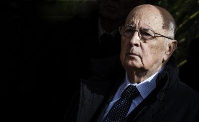 """Elezioni anticipate, Napolitano è contrario: """"Non si fa cadere un governo per il calcolo tattico di qualcuno"""""""